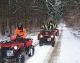 Quad-Winter-Tour Stockach