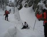 Schneeschuh-Wanderung Bischofsgrün