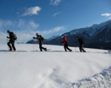 Schneeschuh-Wanderung Hermagor