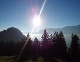 Schneeschuh-Wanderung Obermaiselstein