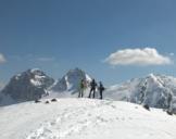 Schneeschuh-Wanderung Sellrain