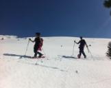 Schneeschuh-Wanderung Wendelstein