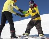 Snowboarden Lenggries