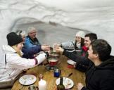 Übernachtung im Iglu Davos-Klosters
