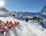 Übernachtung im Iglu Zermatt