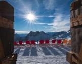 Übernachtung im Iglu Zugspitze
