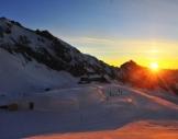 Übernachtung im Romantik-Iglu Zugspitze